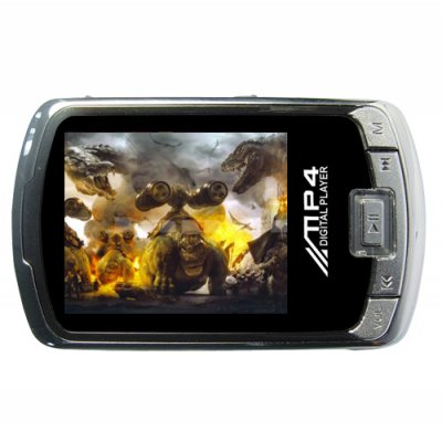TF Card 4GB MP4 Player