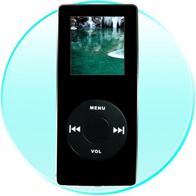 Bestselling 4GB MP4 Player - 1.5 Inch Screen - Dual Earphone