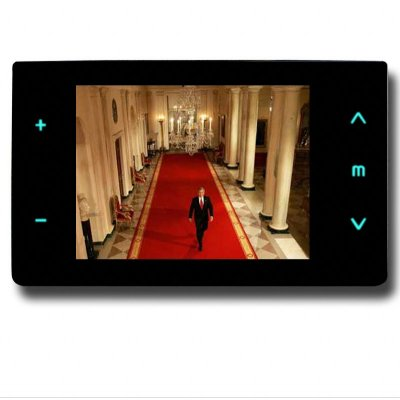 Movie Lovers Edition 4GB MP4 Player - 8 In 1 Movie Player