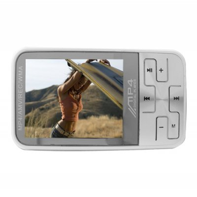 4GB MP4 Video Player