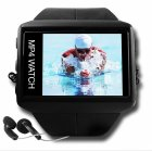 OLED MP4 Watch 4GB - 1.8 Inch Movie + Music Player