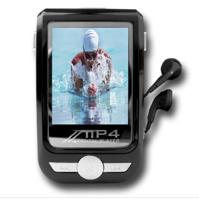 Students Mate MP4 Player 4GB - Super Audio Recording
