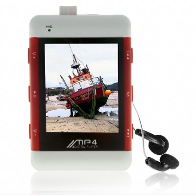 Travellers MP4 Player 4GB