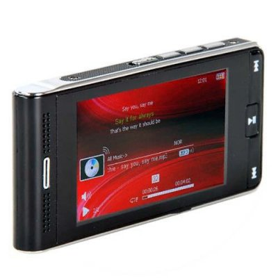 Widescreen MP4 Player