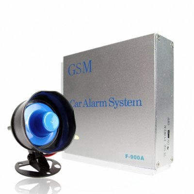 Wholesale Gsm Car Alarm System Wireless Car Alarm From China