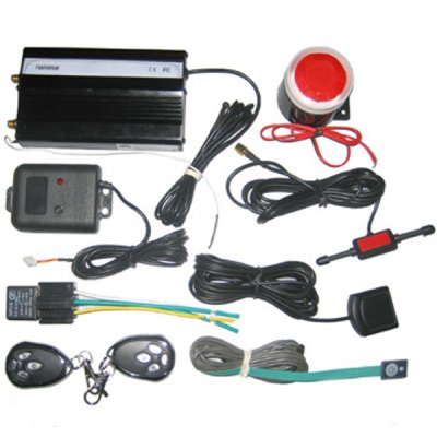 GPS + GSM Car Alarm