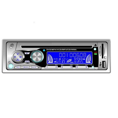 Car DVD / VCD / CD / USB / SD / MMC / MP4 / WMA / MP3 / Player