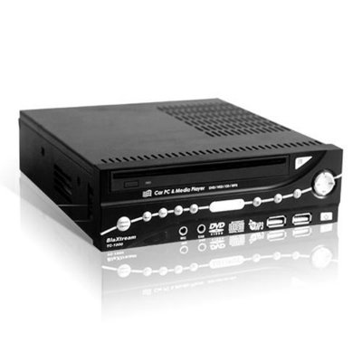 1-Din Car 40G Harddisk - Home or Car Use
