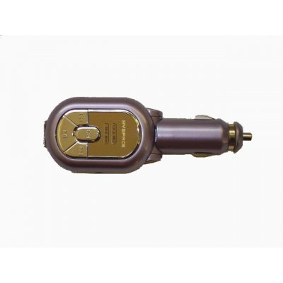 Wireless Car MP3 FM Transmitter - 256MB Built In Memory