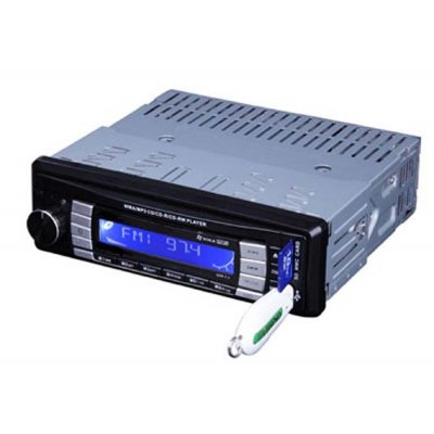 Car CD /USB /SD /MMC /WMA /MP3 player with Bluetooth Function