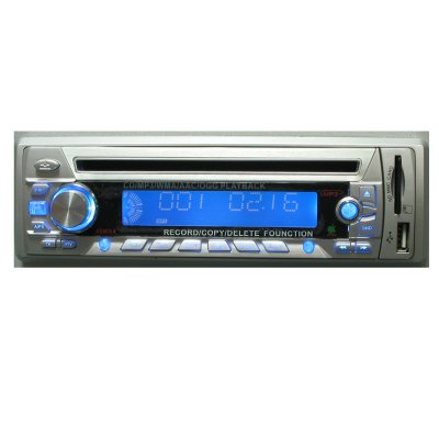 Audio Car CD MP3 Player - RDS Function