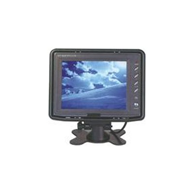 6.5inch Headrest Car TV with 2 Video Input  and 1 Audio Input