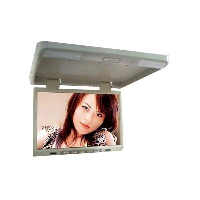 "Roof mount TFT-LCD monitor 15.4"" with 16:9 Display format"