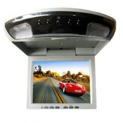 "Roof mount TFT-LCD monitor 8"" with 4:3 Display format"