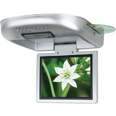 Roof mount TFT-LCD monitor 8 inch 16:9 with DVD player
