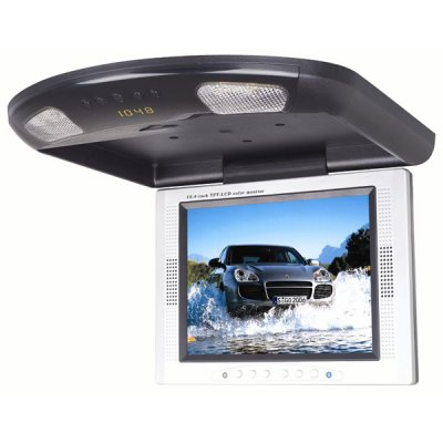"Roof mount TFT-LCD monitor 10.4"" with 4:3 Display format"