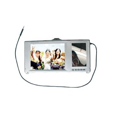 Sun Visor TFT-LCD Monitor, 7-inch(4:3) Screen