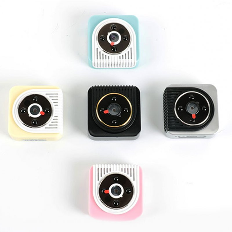 Wi-Fi Remtoe Control  Camera Magnetic Rotation Mount Metal Sticker Extended Magnet Support Magnetic Pad yellow