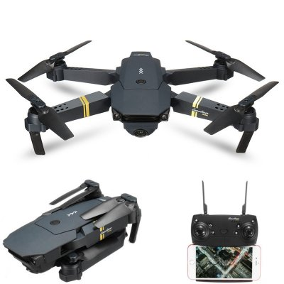 High Hold Mode Foldable Arm RC Quadcopter