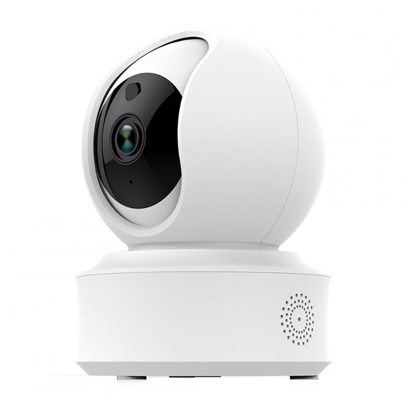 WiFi HD 1080P Cloud Rotation Camera Support Echo Alexa Smart Camera Alarm Security U.S. plug