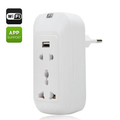 wholesale wi fi smart wall socket smart wall wi fi