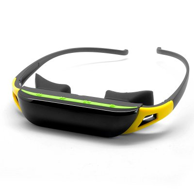 Wide Screen Video Glasses - Vision