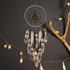 Wind Chime/Dream Catcher Shape Hanging Pendant for Christmas Bedroom Decoration MS9065 Dream Catcher