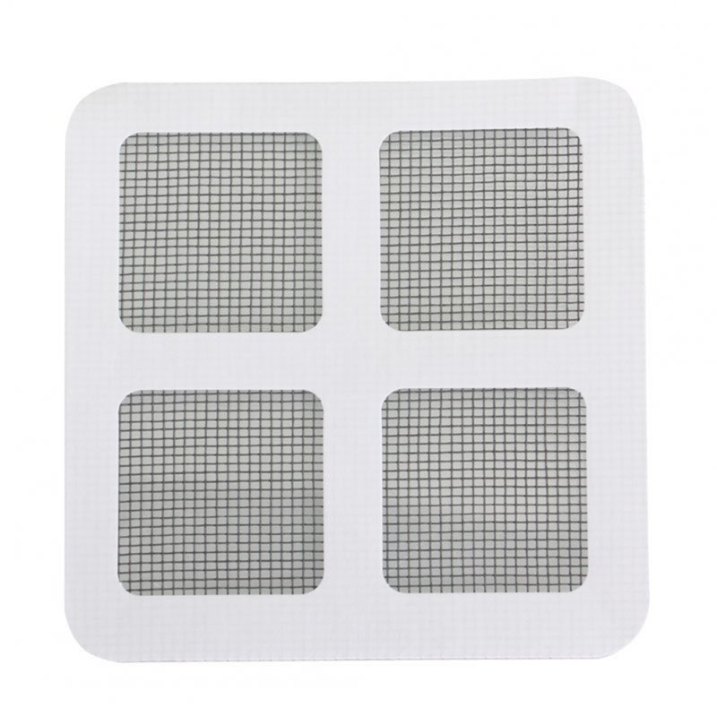 Window Screening Repair Fix Tool Summer Mosquito Net Loophole Repairing Patch for Home Use 10x10cm