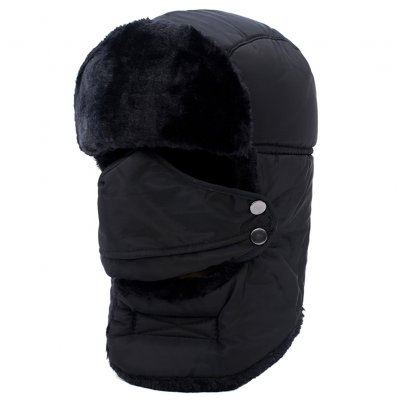 Riding Windproof Thick Warm Cotton Hats