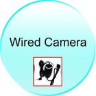 Wired Camera for CVJD I25 PAL Mini Camera   2GB Viewscreen DVR