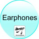 Wired Earphone for CVSL M167 Megatron Quad Band Touchscreen Cellphone Watch