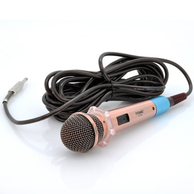 professional Wired Microphone w/ 8m Cable