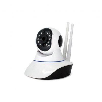 EU Plug Wireless 1080P CCTV IP Camera