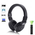 Wireless Audio Headphones   Light and comfortable wireless stereo headphones for high quality wireless audio from your computer  FM radio or 3 5mm