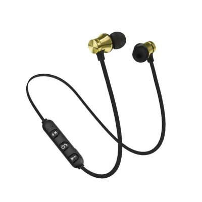 XT11 Wireless Bluetooth Earphone - Gold