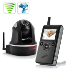 Wireless Baby Camera with monitor   As every parent knows  only the best will do when it comes to the safety of your baby