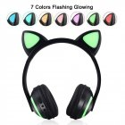 Girls Bluetooth 4.2 Cat Ear Headset