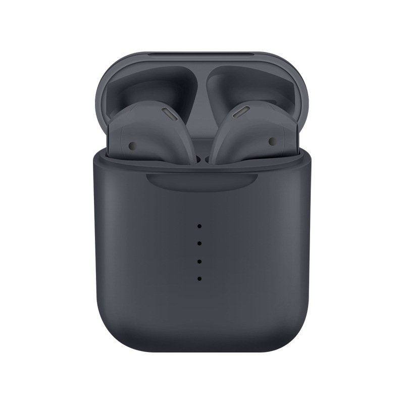V8 Wireless Bluetooth Earphone Gray