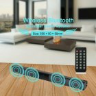 Wireless Bluetooth Sound Bar Speaker System TV Home Theater Soundbar Subwoofer