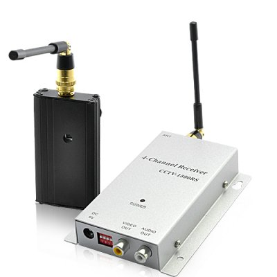 Wireless Signal Booster and Receiver