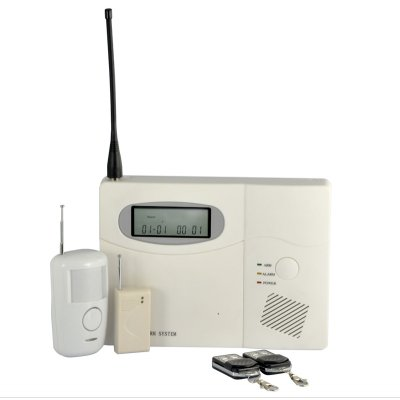 100 Wireless Connection Alarm System