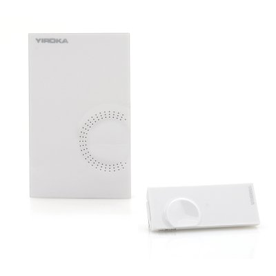 Wireless Doorbell with 48 Melodies - Yiroka