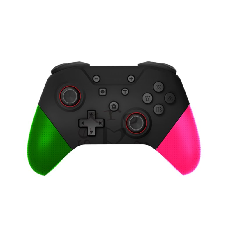 Wireless Game Controller For Switch Pro NS Gamepad Joypad Remote Controller Green pink