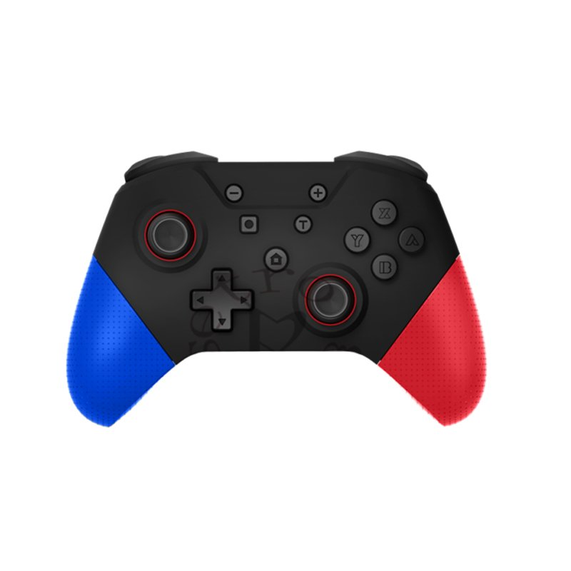 Wireless Game Controller For Switch Pro NS Gamepad Joypad Remote Controller Blue red