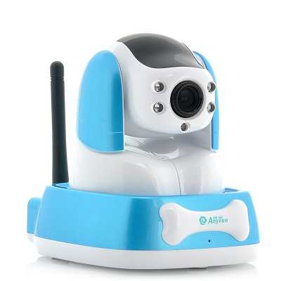 Plug and Play IP Baby Monitor - AnyVue (B)