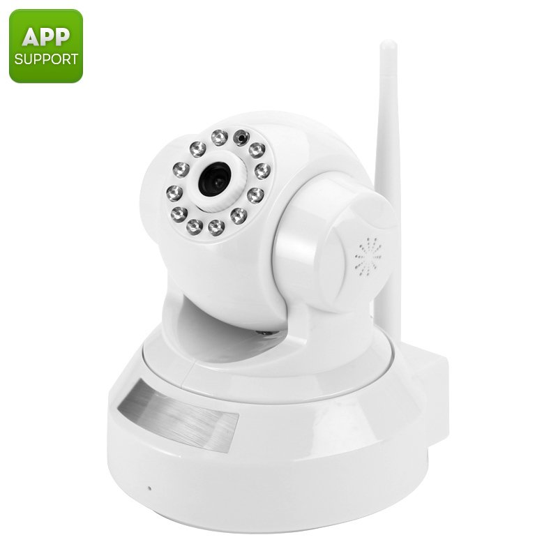 Wireless IP Security Camera - Leia