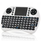 Wireless Keyboard  Game Controller and Touch Pad connects via USB dongle to interact with your computer or android TV box