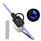 Wireless LED Custom Message Bike Light   Write Messages on your PC then Download to your Bike