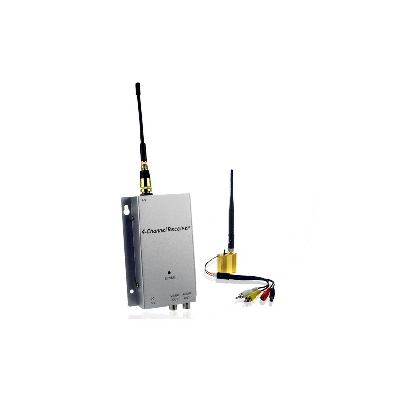 Wireless Signal Booster with 300m Range