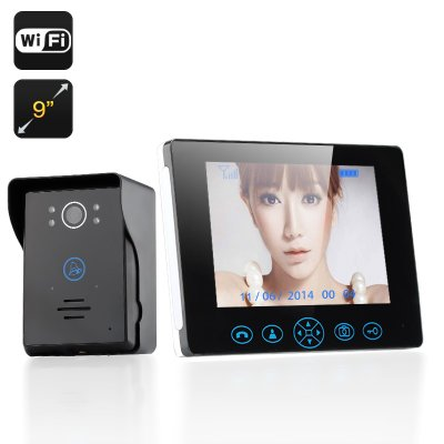 Wholesale Wireless Video Door Phone Door Intercom System From China